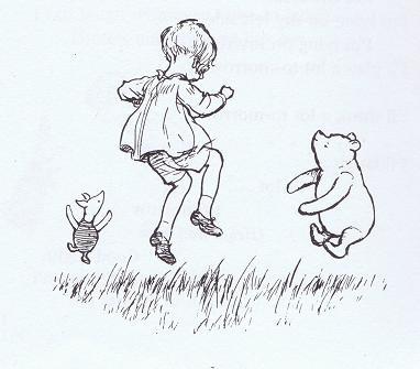 Winnie the Pooh dance